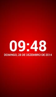 Relógio falante: TellMeTheTime: miniatura da captura de tela