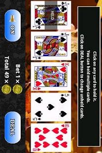 CF Deuce Wild Video Poker 紙牌 App-癮科技App