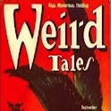 WEIRD TALES icon