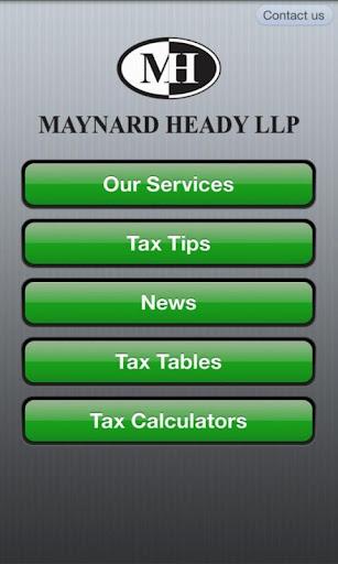 Maynard Heady