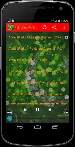 Pakistan MUSIC Radio