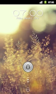 GhostSlider - MagicLockerTheme - screenshot thumbnail