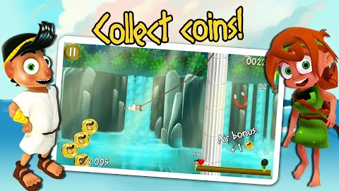 Rope Escape Atlantis Screenshot 1
