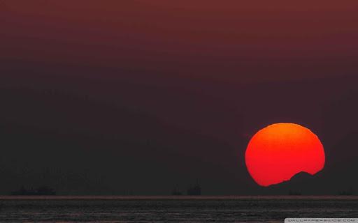 صور شروق و غروب الشمس 2015