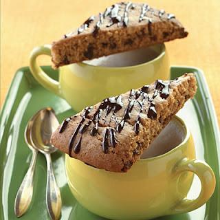 Chocolate Chip Mocha Scones