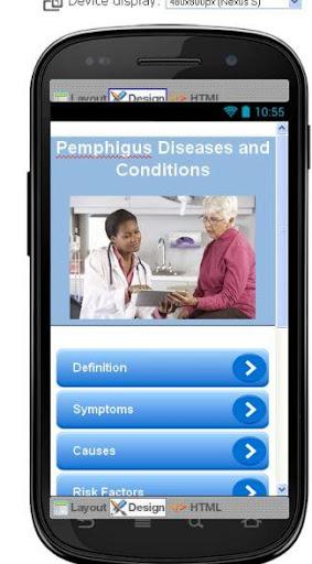 Pemphigus Disease Symptoms