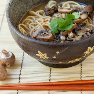 The Mushroom Masters Lunch Row with La Fuji Mama