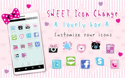 SWEET Icon Change *lovelybox*