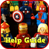 Lego Marvel Supeheroes Guide