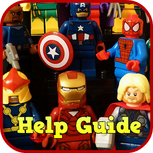 Lego Marvel Supeheroes Guide 娛樂 App Store-癮科技App