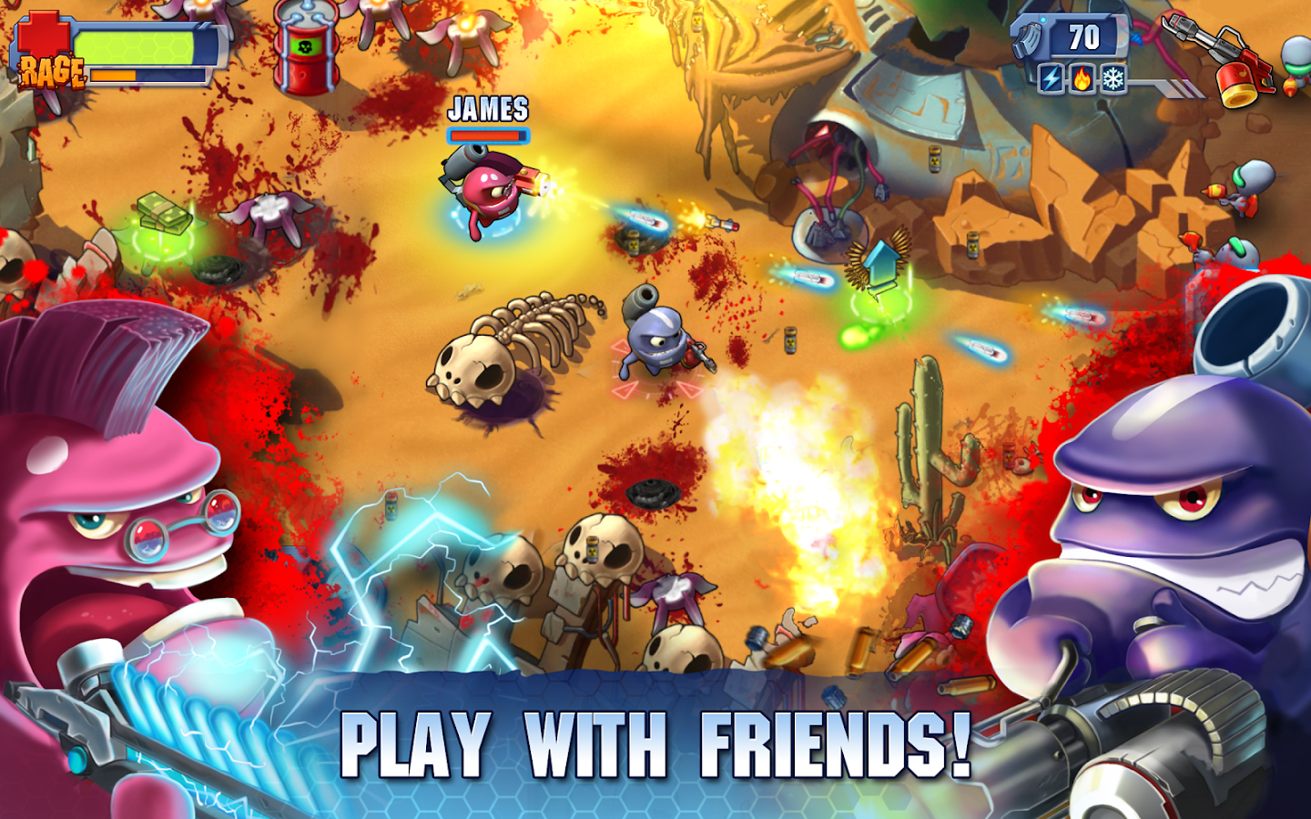 Monster Shooter 2 v1.1.599 Mod Apk Zippy