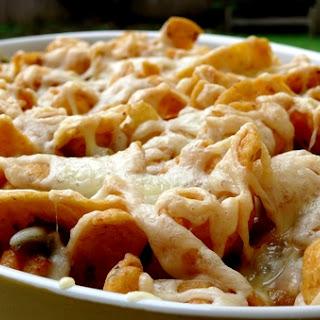 Chicken Frito Pie.