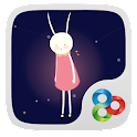 Lulu Rabbit GO Launcher Theme icon