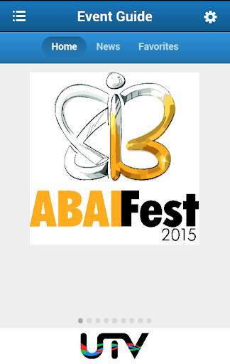 ABAI Fest - KAVGC Summit 2015
