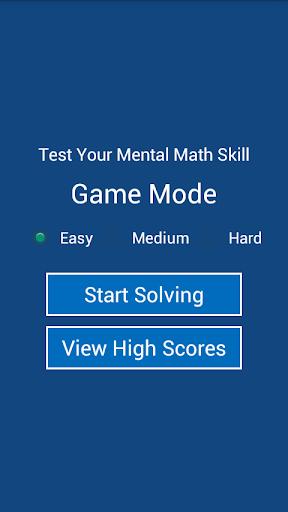 Game on Math