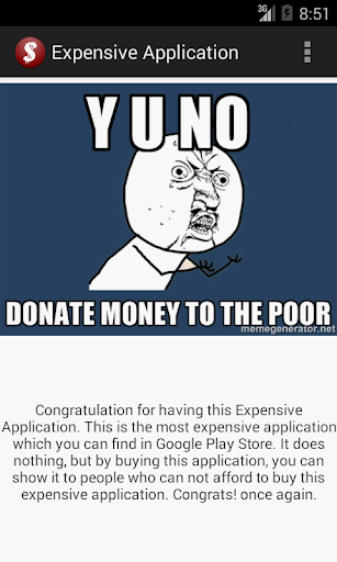 【免費娛樂App】Expensive App Prank-APP點子