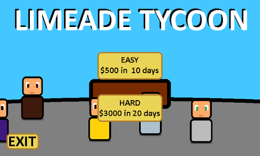 Limeade Tycoon Free