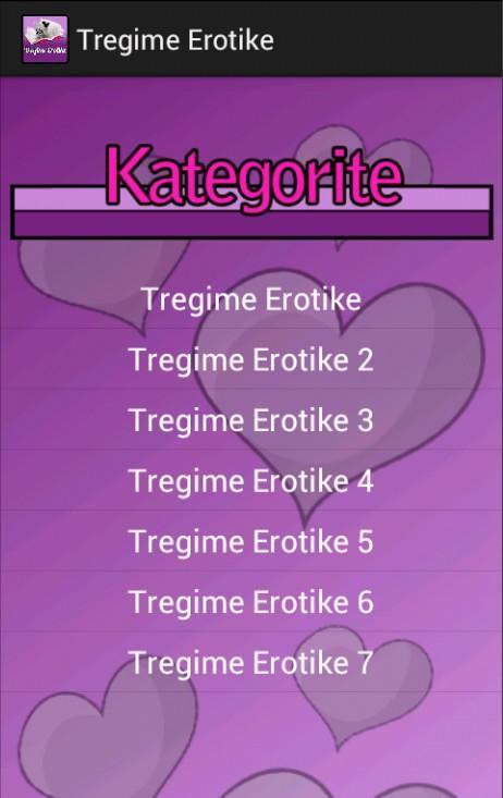 Tregime Erotike - screenshot