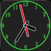 Designing analog clock-No09