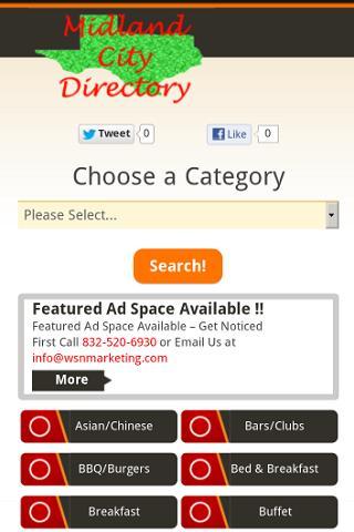 Midland City Directory