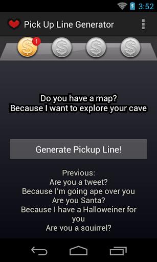 Pick Up Line Generator