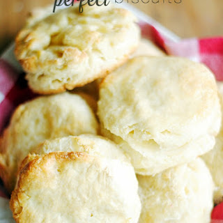 Mile High Perfect Biscuits Recipe