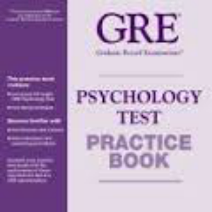 GRE Psychology Test Book APK