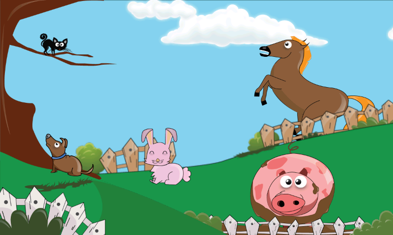 Animal Farm (1-4 years) - screenshot
