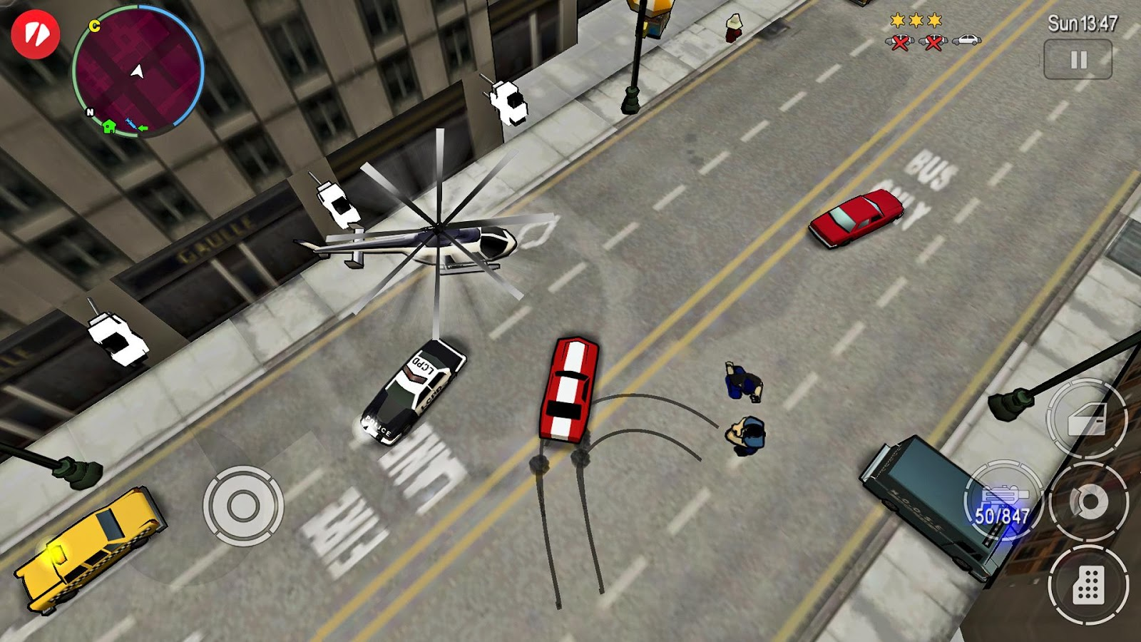 GTA: Chinatown Wars- screenshot