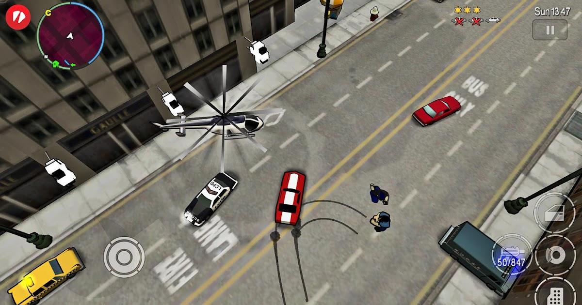 GTA: Chinatown Wars v1.01 MOD Money APK+DATA - Verly Share
