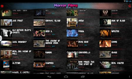 Horror Movies Free 1.0 screenshot 218231