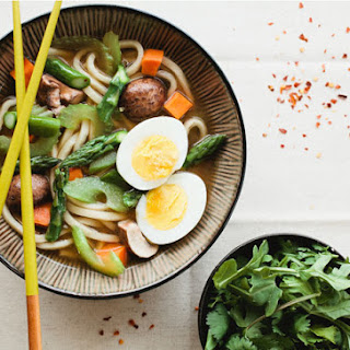 Vegetable Udon Noodle Soup Recipes.