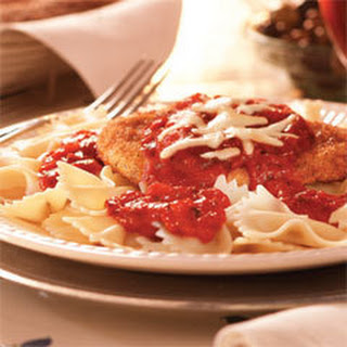 15-minute Chicken Margherita