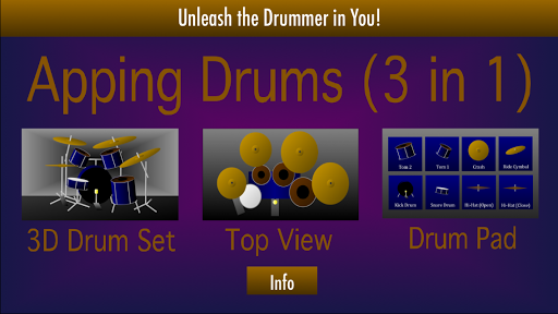 Apping Drums