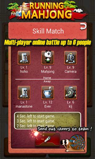 Running Mahjong