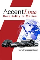 Screenshot of Accent Limo