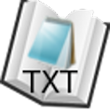 Android Txt EBook Reader logo