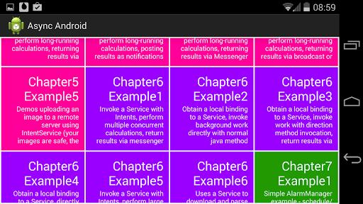 【免費書籍App】Asynchronous Android-APP點子