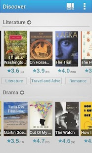 50000 Free Ebooks & Reader - screenshot thumbnail