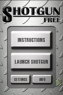 Shotgun Free for Android - screenshot thumbnail