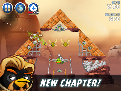 Angry Birds Star Wars II Screenshot 16
