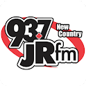 New Country 93.7 JRfm logo