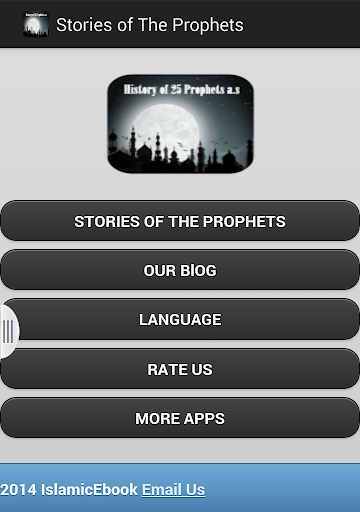 Stories of The 25 Prophets