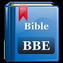 Bible BBE: Bible Ads Free icon
