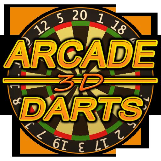 Arcade Darts 3D LOGO-APP點子