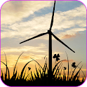 Sunset Windmill icon