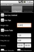 Screenshot of AsintecGps - Localizacion GPS