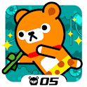 Tappi Bear - Tap Tap Jump icon