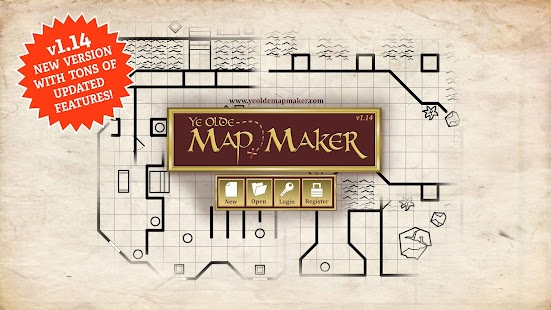 Ye Olde Map Maker- screenshot thumbnail