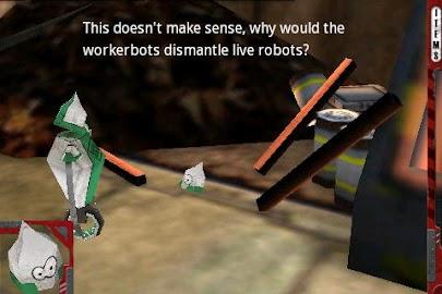 Fragment 3D Chapter1 Suspicion Screenshot 2